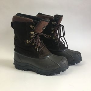 Lacrosse Men's Brown Thinsulate Boots